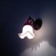 ブラフ18番館 階段下の照明